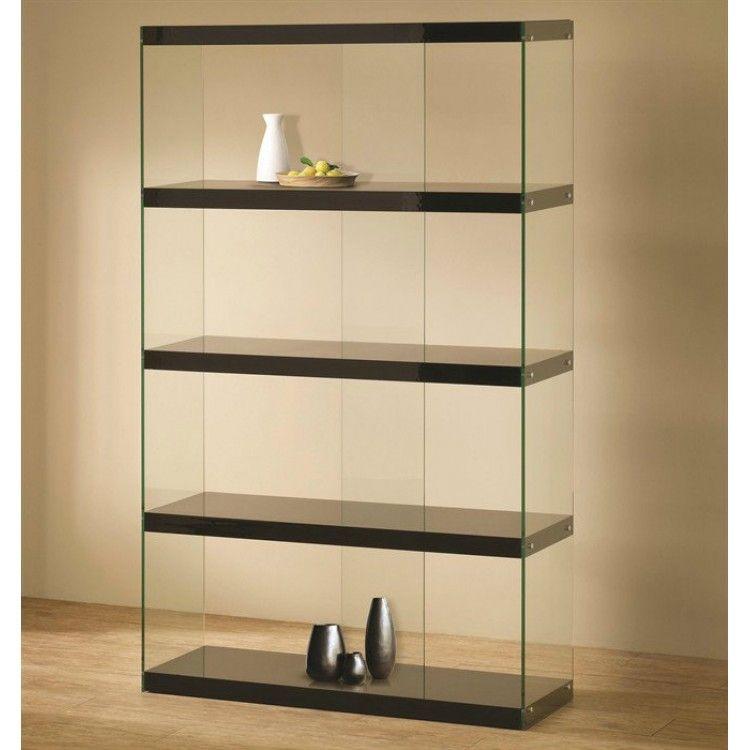 Modern Floating Display Cabinet Black Glass Cabinets Display Glass Bookshelves Display Cabinet Modern