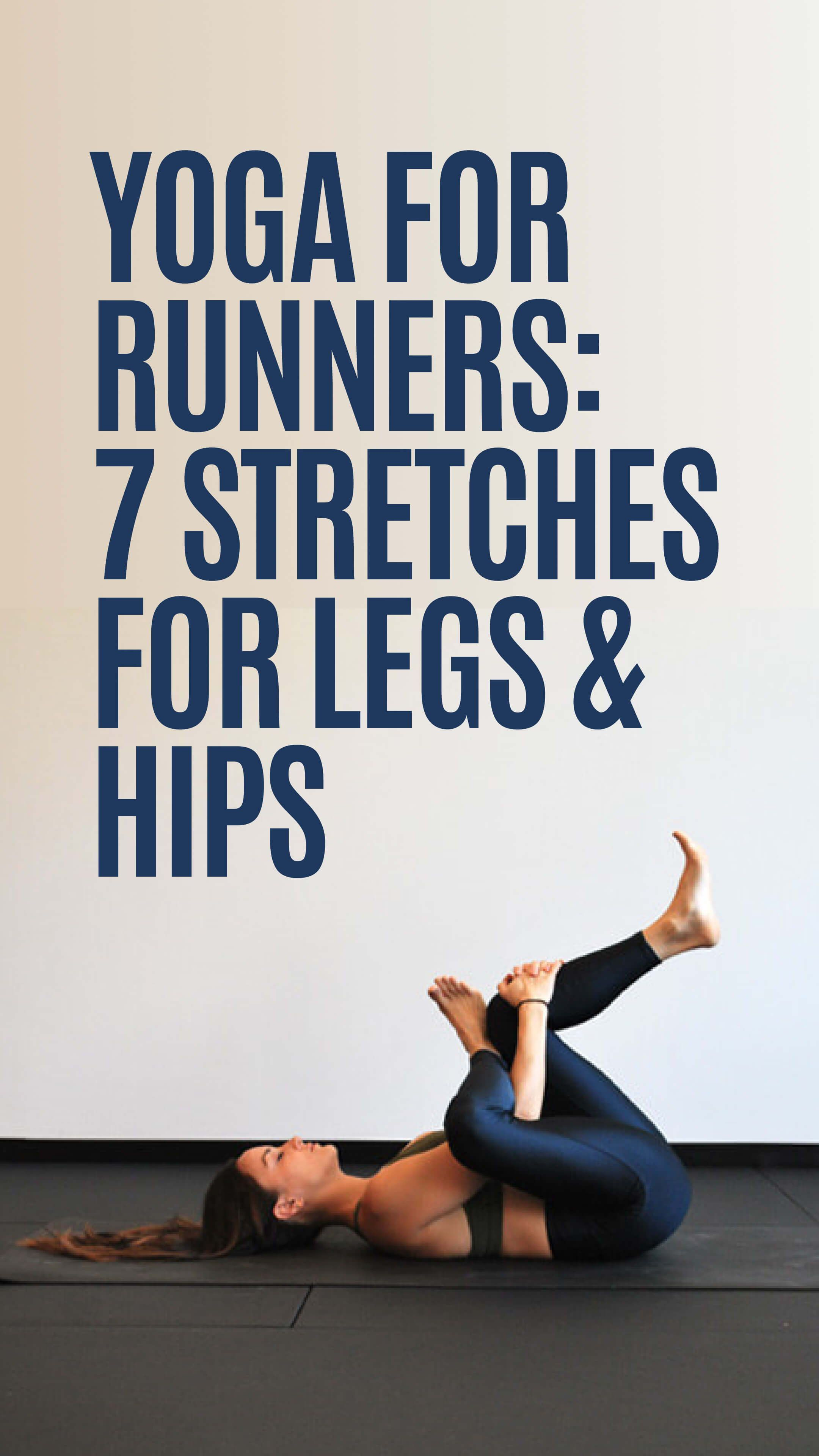 14++ Yoga for runners knee inspirations