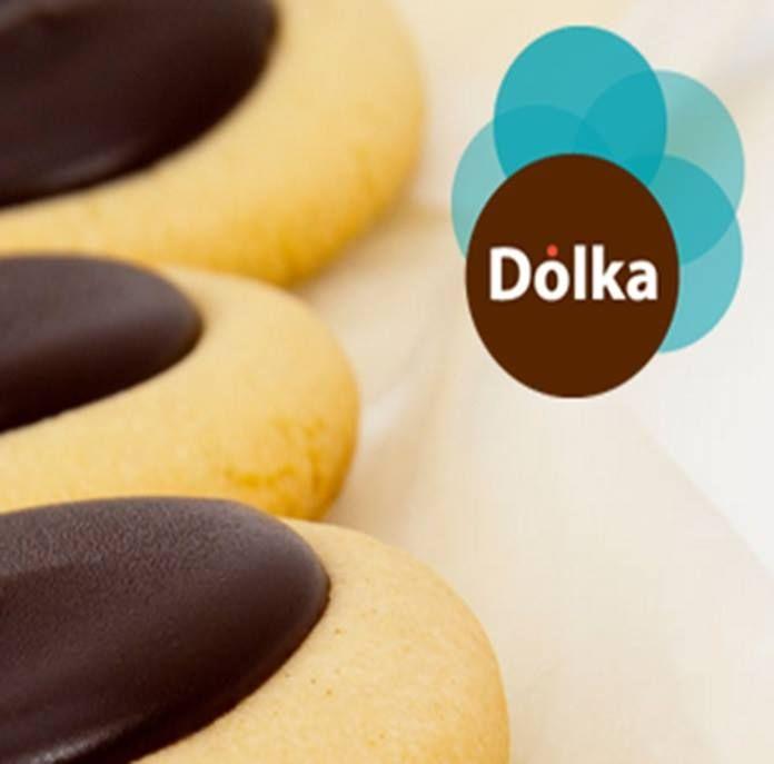 Botones de chocolate… una mezcla de amor y tradición. #Momentosdolka #PostresDolka