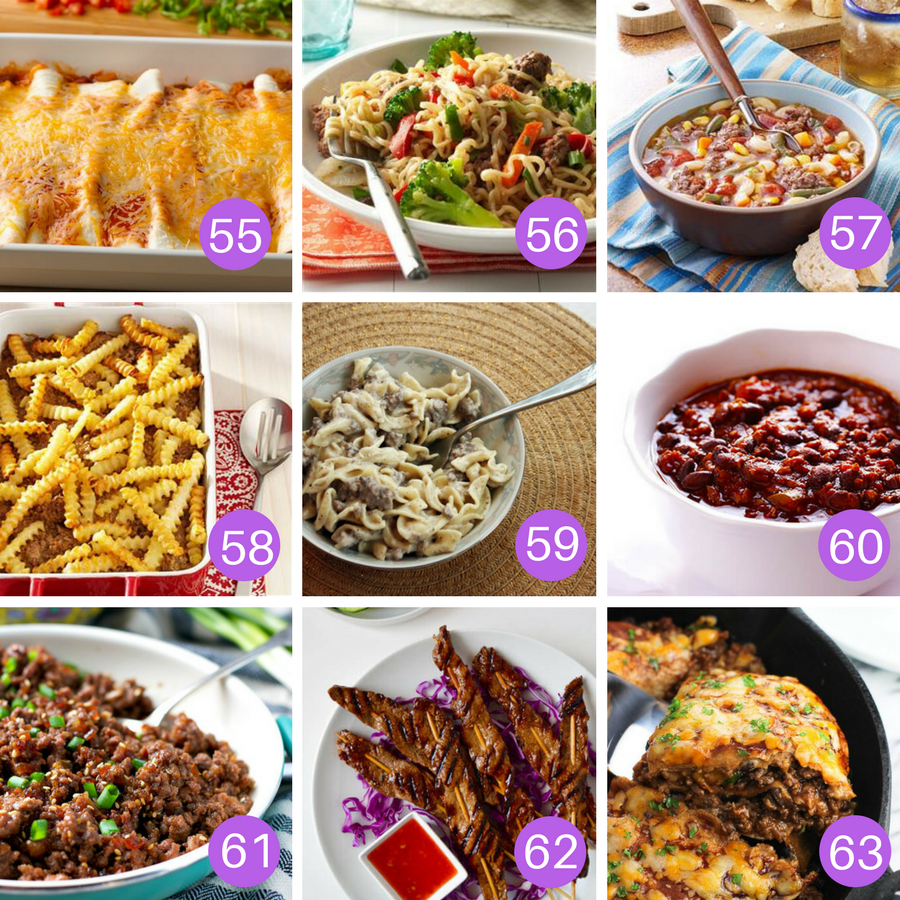 Main Ingredient Recipes: 135 Easy Delicious 5-Ingredient Dinners
