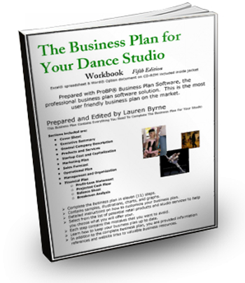 The Business Plan For Your Dance Studio  Recreation Related