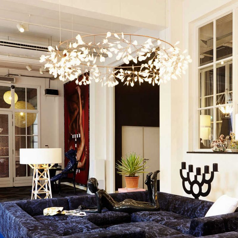 Cheap Led Chandelier Buy Quality Dining Room Lighting Directly From China Modern Chandeliers Suppliers Decoration LED