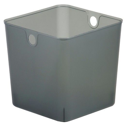 Plastic Cube Storage Bin 11 Room Essentials Kids Bathroom Cube Storage Storage Bins Room Essentials