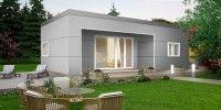 fachada casa economica planos de casas