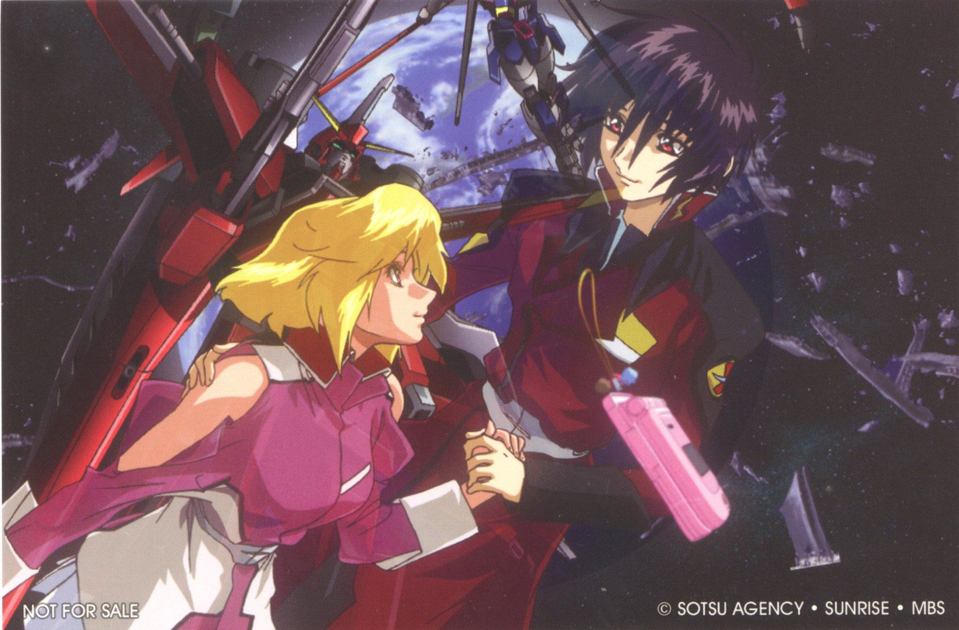 Anime Mobile Suit Gundam Seed Destiny Wallpaper ガンダムseed