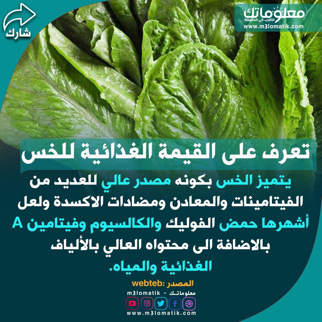 تعرف على القيمة الغذائية للخس Asparagus Green Beans Food