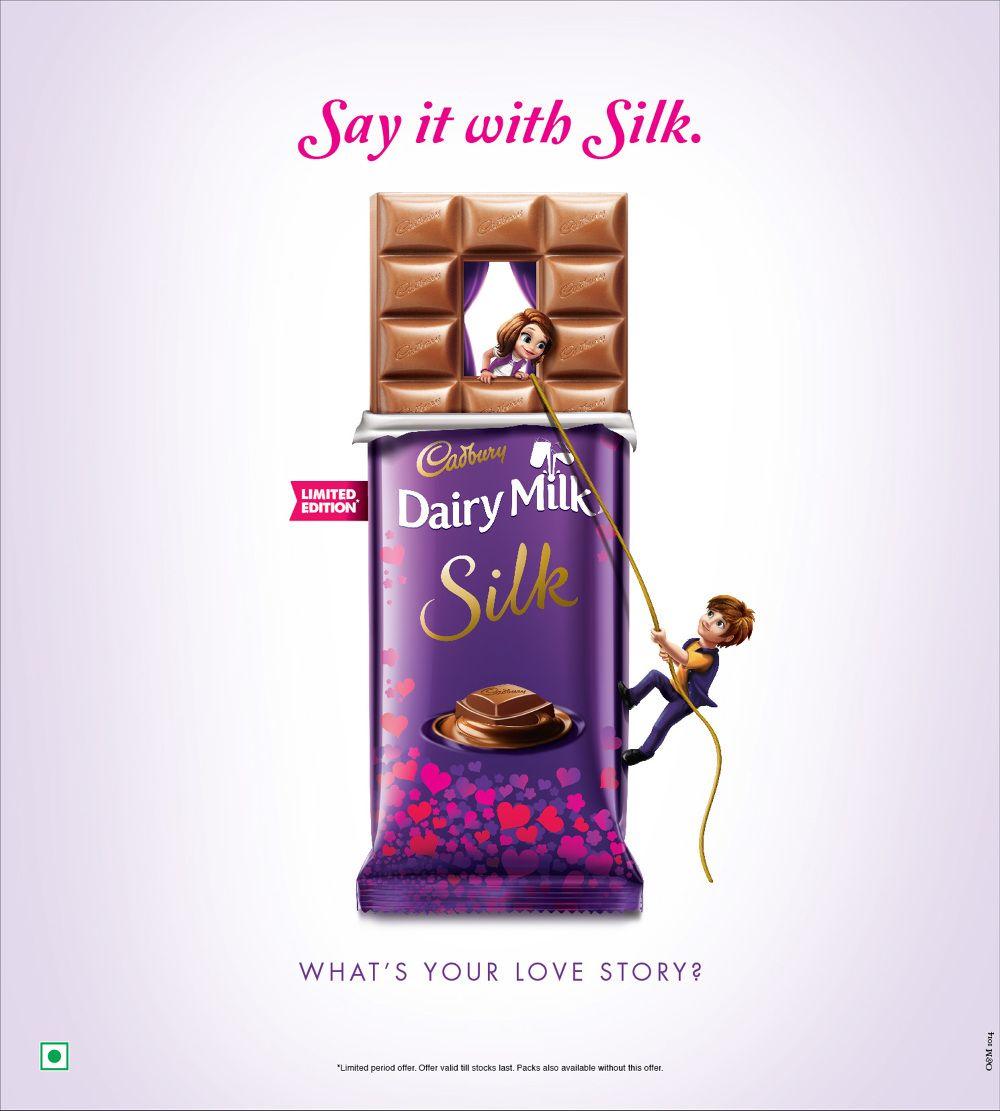 Cadbury Chocolate Ad | Creative display, Creative ...