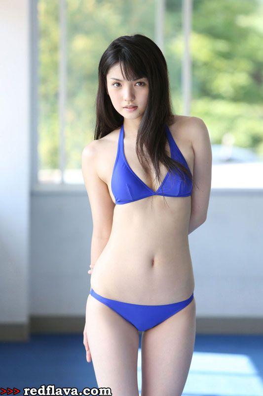 Popular Japanese Babe Michishige Sayumi Featured On Red Flava