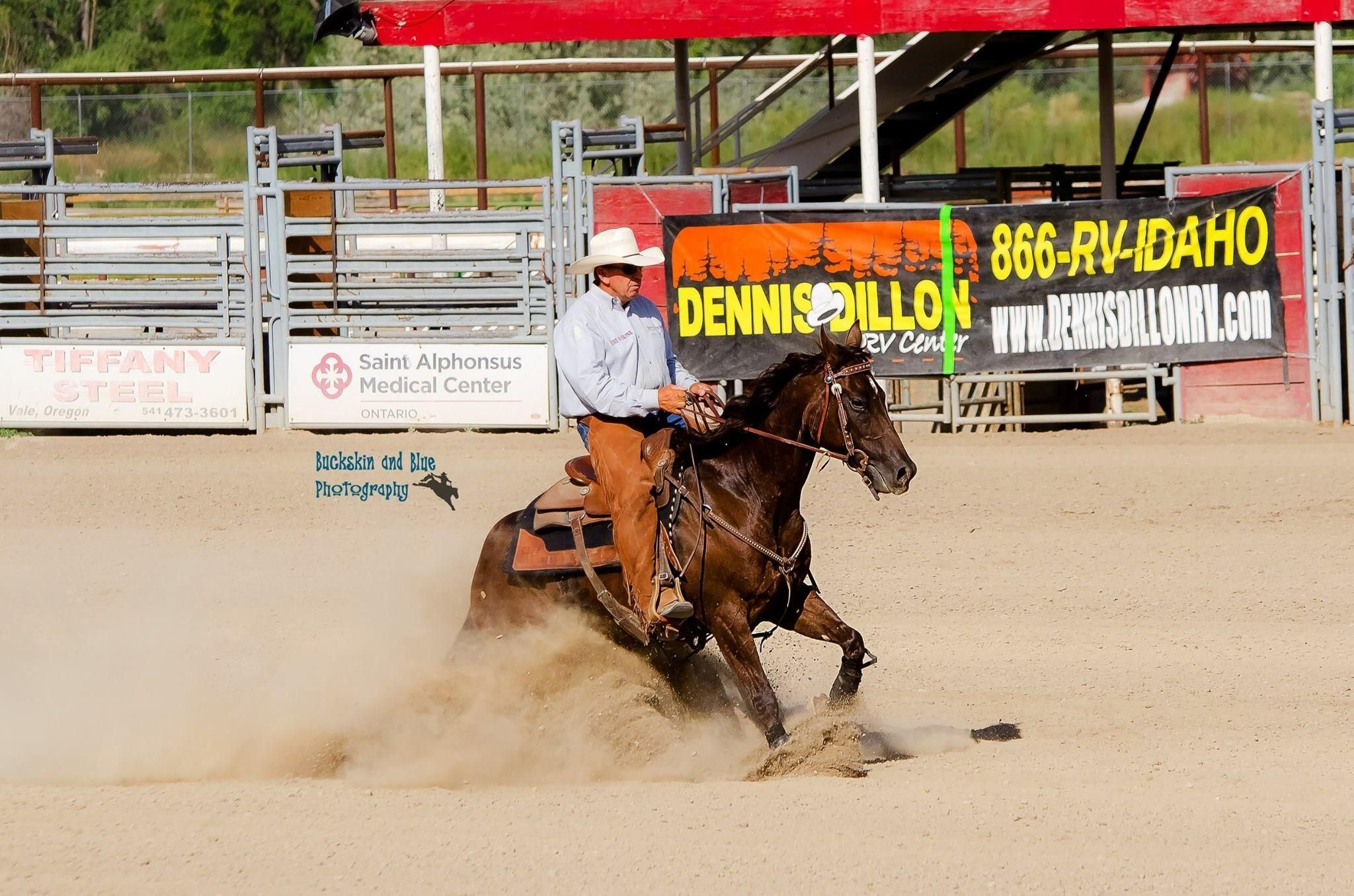 SOLD on The Sale Horse! Curlenas Smart Remedy - | Western