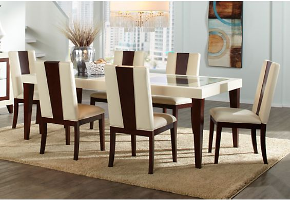 THE BRICK Dining Room Sets Chairs Side Table