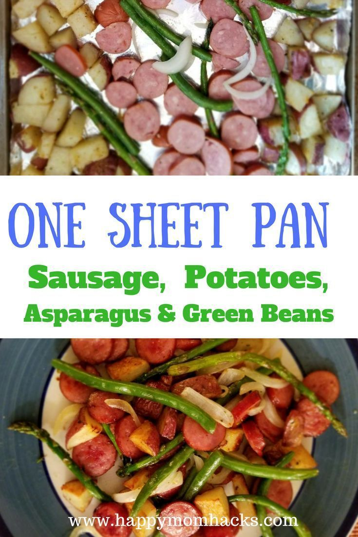 Sheet Pan Recipe Perfect for Weeknight Meals images