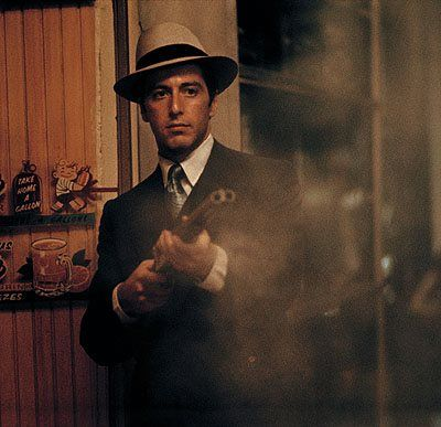Gangsters By Liutas With Images The Godfather Al Pacino