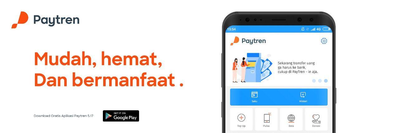 Paytren 5 17 Mudah Hebat Bermanfaat Aplikasi Mahasiswa Google Play
