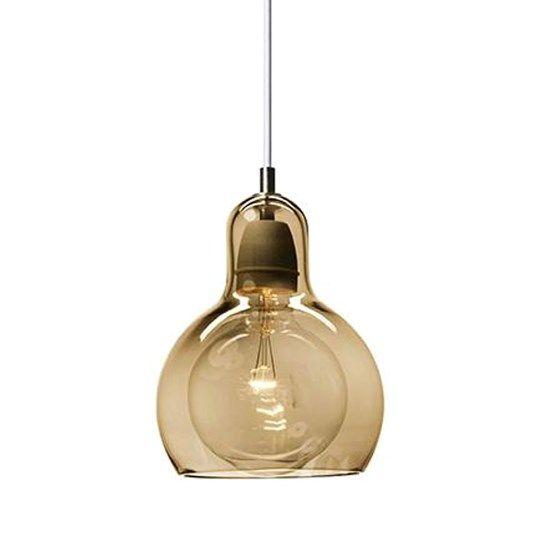 Mega Bulb SR-2 pendel, gull, &tradition, Sofie Refer