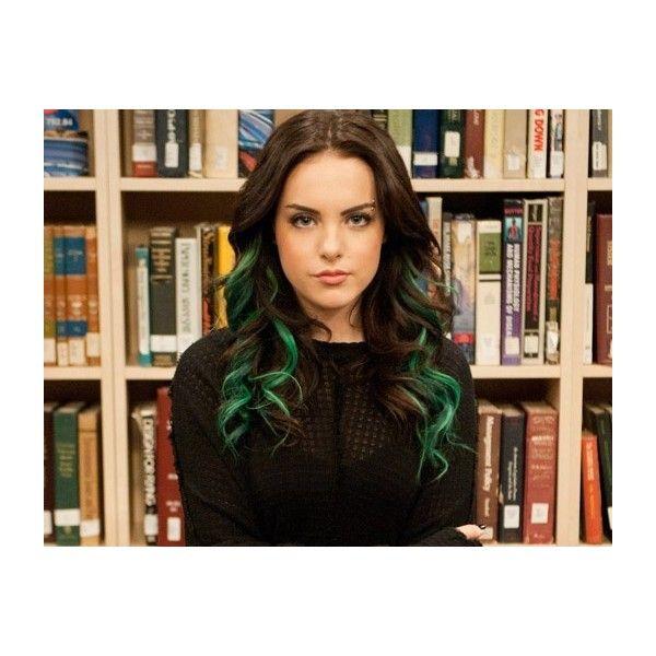Jade West Jade West Hair Black And Green Hair Hair Styles