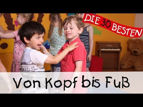 Photo of Von Kopf bis Fuß – Singen, Tanzen und Bewegen || Kinderlieder