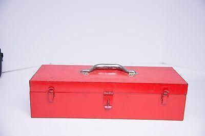 Vintage Snap On Tools KRA251A USA Made hand held tool box Kenosha