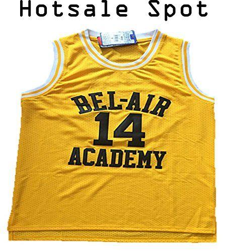 aeedce5de97c The Fresh Prince of Bel-air Basketball Jersey Academy