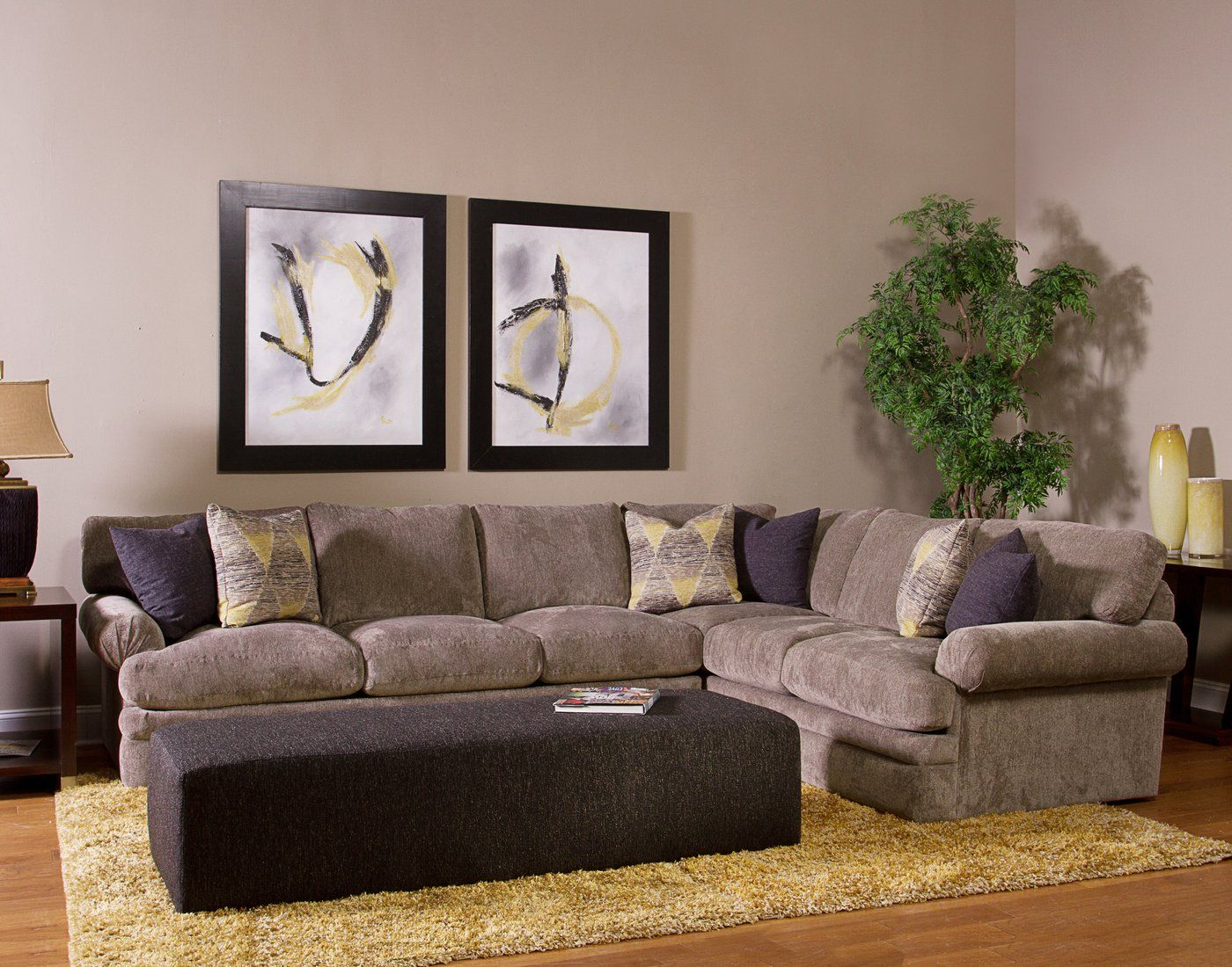 Fairmont Designs Harbor Crossing 2 Piece Sectional Las Vegas
