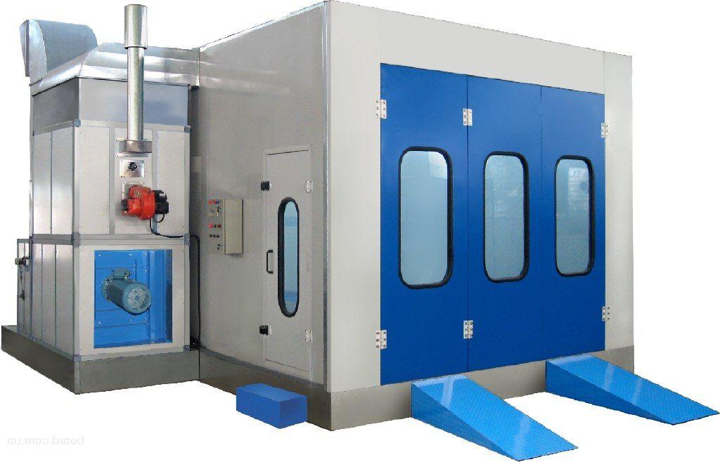 Покрасочные камеры обеспечивают безупречные, технологически обусловленные условия для проведения работ по окрашиванию поверхностей лакокрасочными материалами и сложными клеевыми составами, а также быстрый процесс сушки.