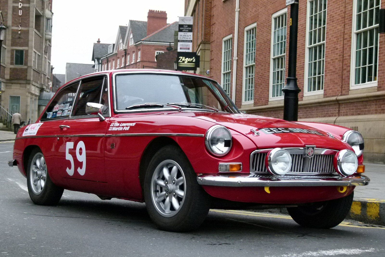 Mgb gt unreliable cars are the most unique pinterest cars dream cars and british car
