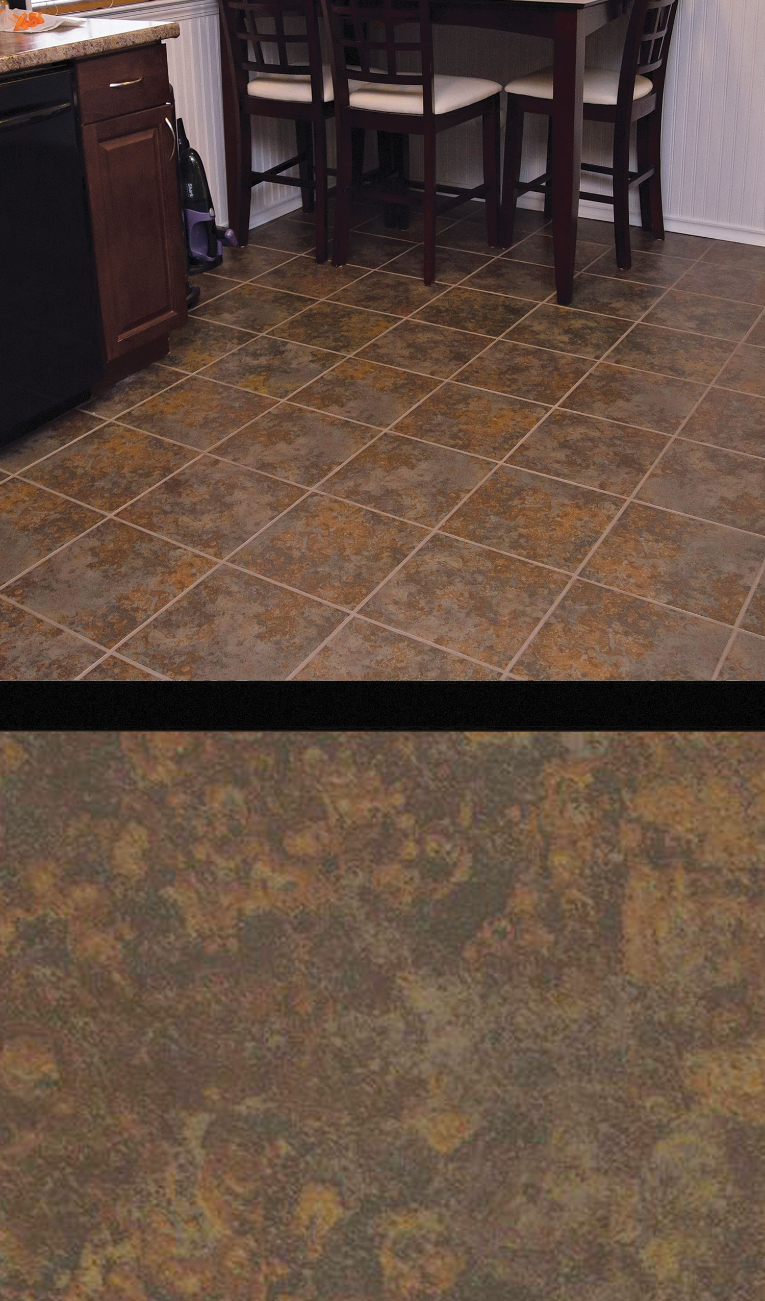 Snapstone Interlocking Porcelain Floor Tile 12 X 12 5 Sq Ft Pkg At Menards Flooring Porcelain Floor Tiles New Homes