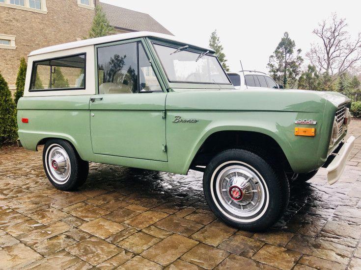 1970 Ford Bronco for sale near Atlanta Georgia 30305 Classics on Autotra