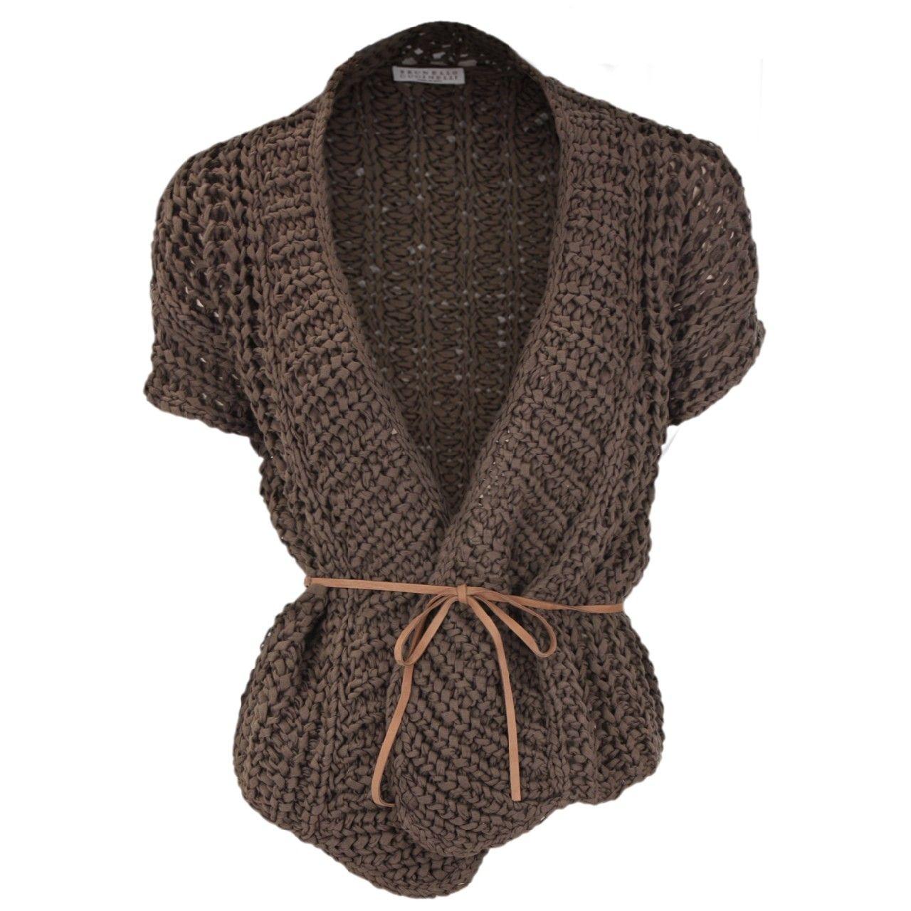 Hirshleifers - Brunello Cucinelli - Short Sleeve Cotton Linen ...