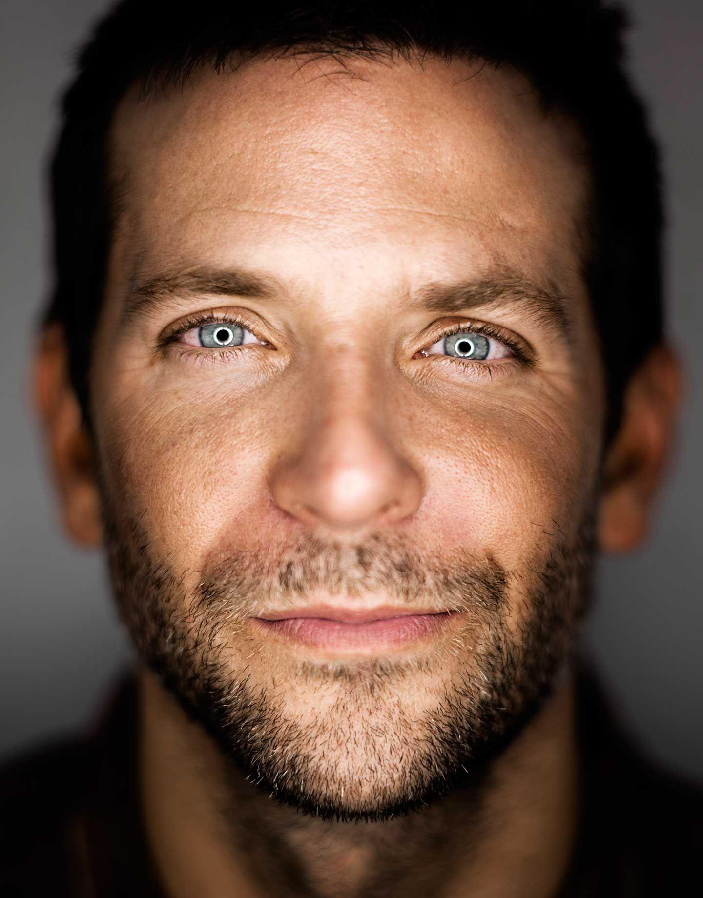 Mark Mann Photography A List B List 25 Bradley Cooper Portrait Famous Portraits