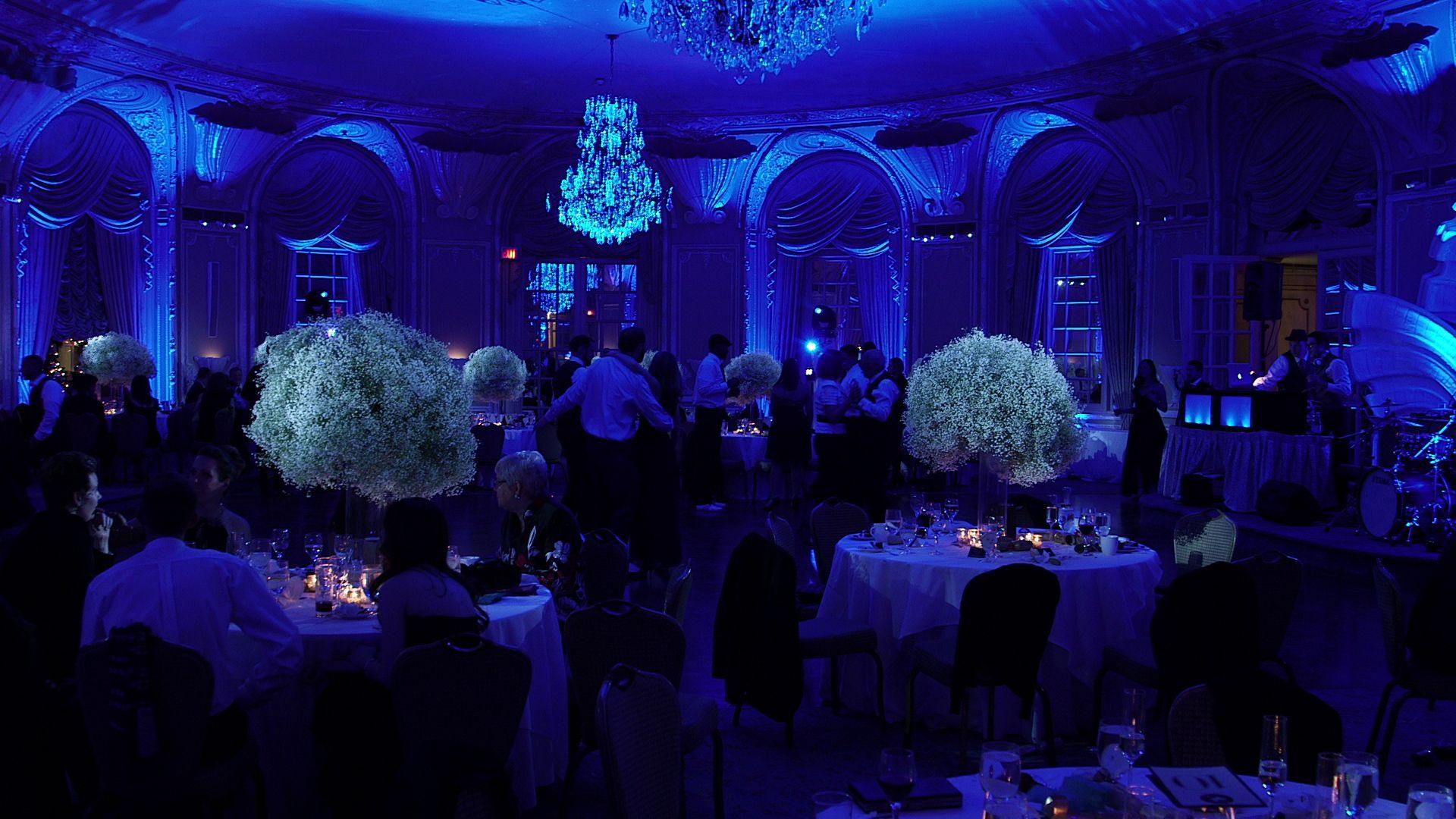 Boston Wedding Lighting