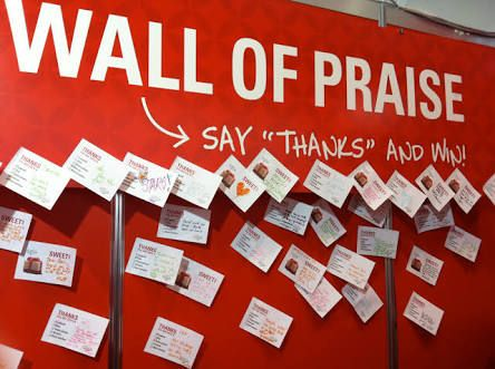 Image result for employee recognition wall | call center ...