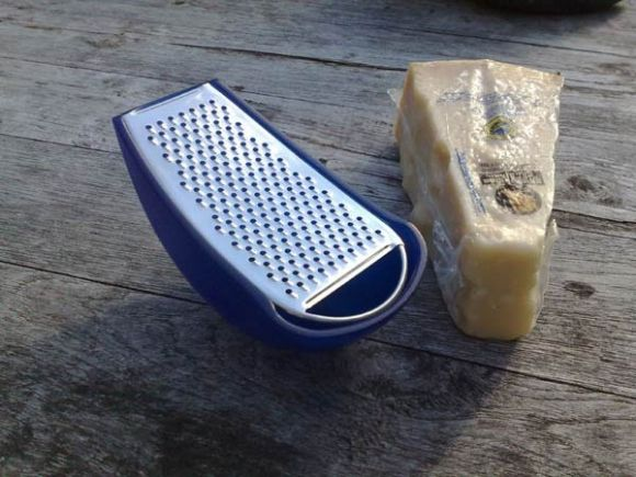 For the 2 times I grate cheese, this would come in handy.