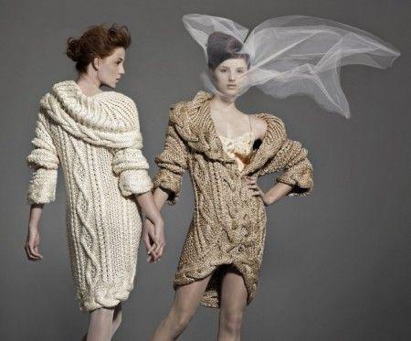 Vanessa Montoro Inverno 2011 (1)  Tricot Crochet