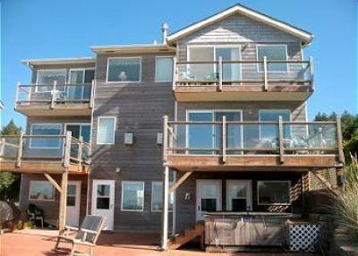 Lincoln City Beach Houses