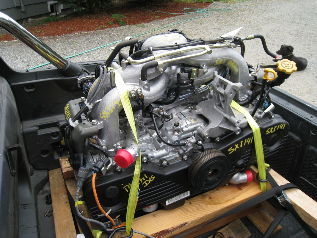 Vanagon subaru engine conversion mule expedition outfitters llc