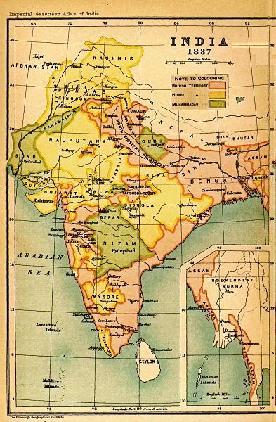 File Igi1908india1837a Jpg Historical Maps Old Maps India Map
