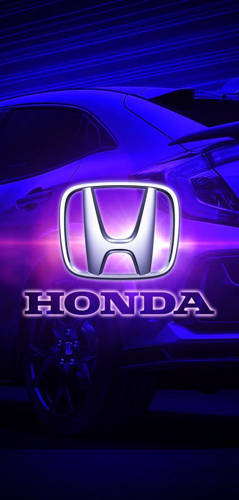 Honda Civic Logo Wallpaper Honda Civic Honda Civic Type R Honda