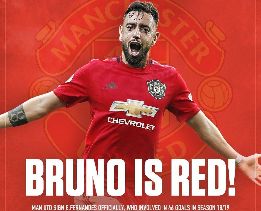 Done Deal Done Deal Done Deal Breaking Man Utd Have Agreed A Deal To Sign Bruno Fernandes In 2020 Football Transfer News Football Transfers Man
