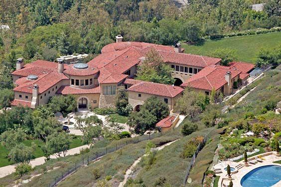 Arnold Schwarzenegger Villa