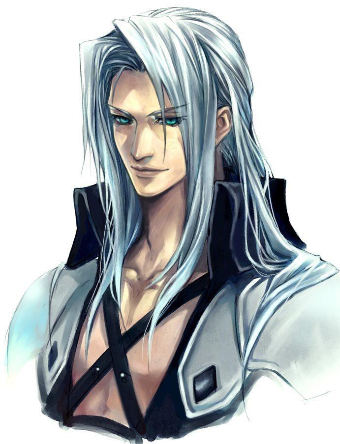 Tags: Final Fantasy VII, Sephiroth