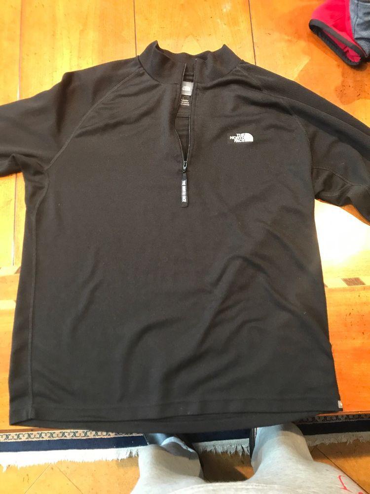 Mens North Face 34 Zip Pullover Shirt #fashion #clothing