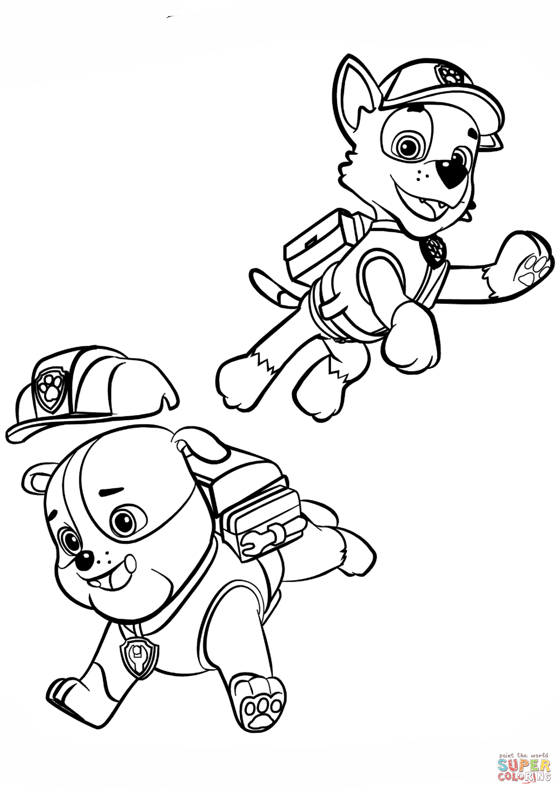 Pin By Anita Macklin On Cameo Silhouette Paw Patrol Coloring Paw Patrol Coloring Pages Birthday Coloring Pages