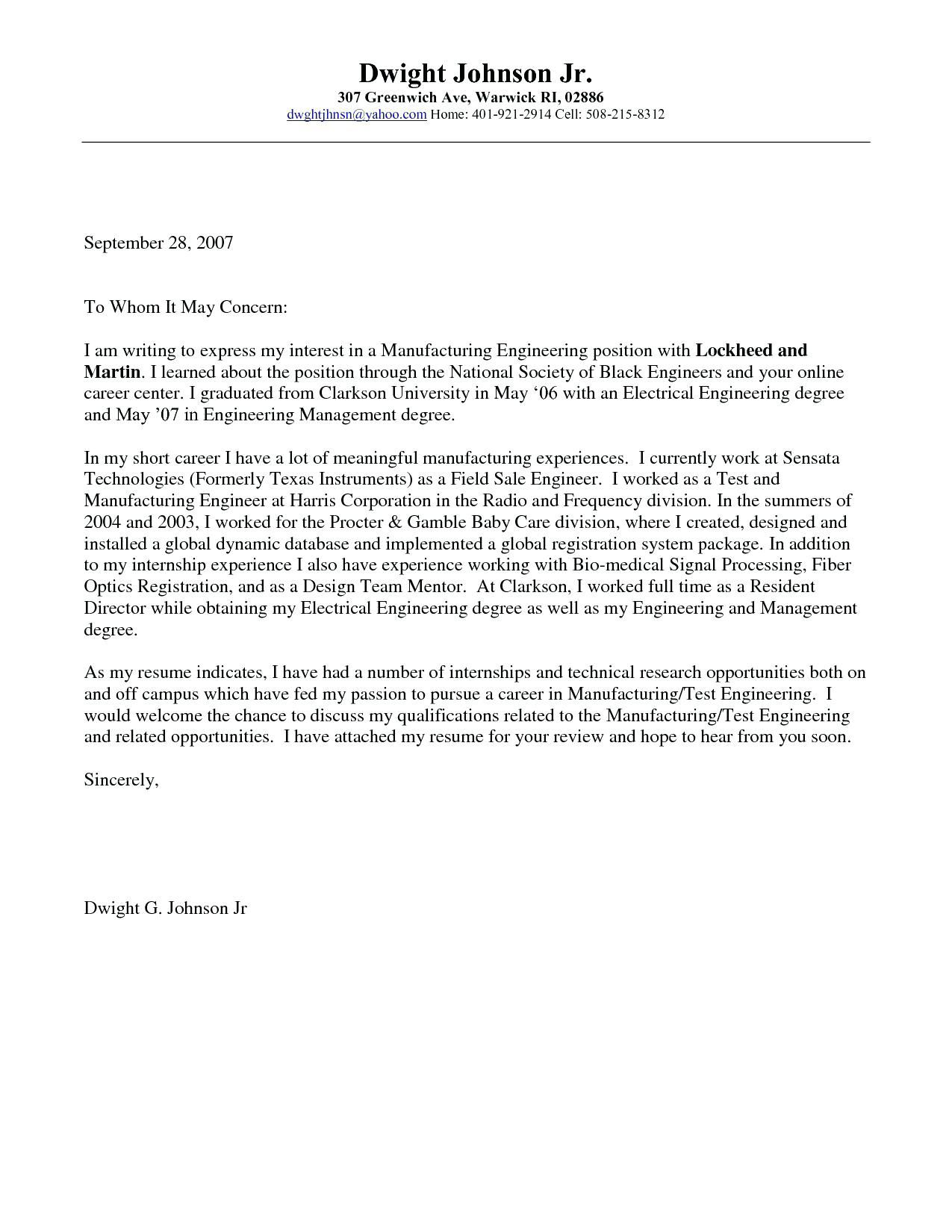 27 Cover Letter For Apple Engineering Internship Example Warwick Personal Statement Medicine Ifp Requirement