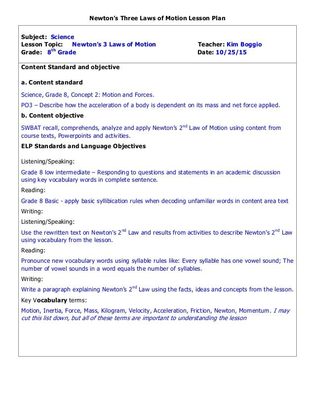 7 best images about Kim\u0027s Science Board on Pinterest - lesson plan objectives