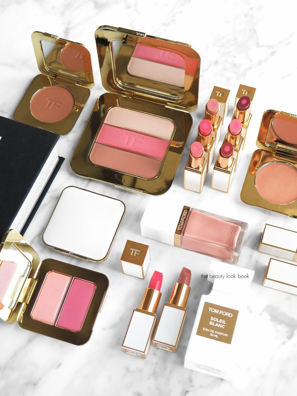 5bdc085f6e The Beauty Look Book  Tom Ford Beauty Soleil Color Collection for Summer  2016 - Sneak Peek + Swatches