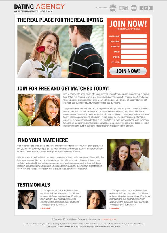 buy leads dating