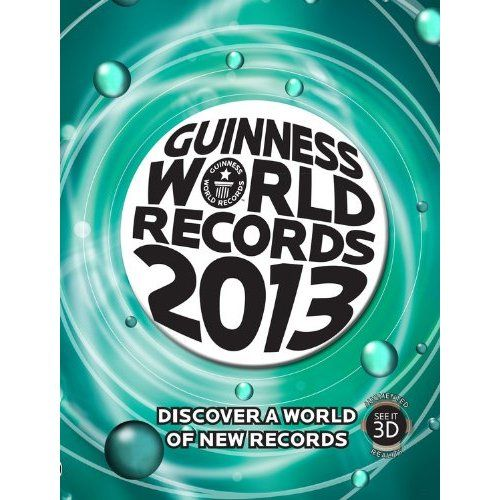 book 2013 guinness records world