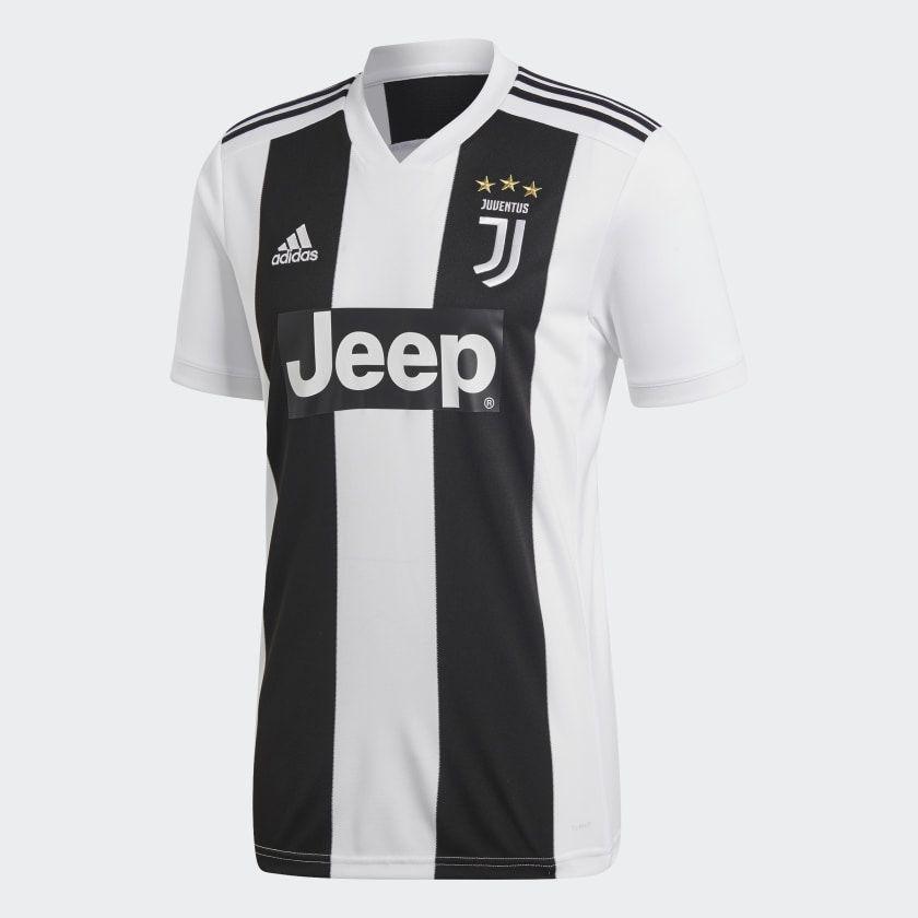 Juventus Home Jersey   Juventus soccer, Football jerseys, Jersey shirt