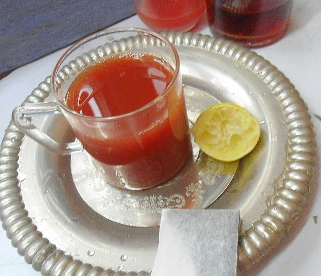 Watermelon Iced Tea | Summer Drink