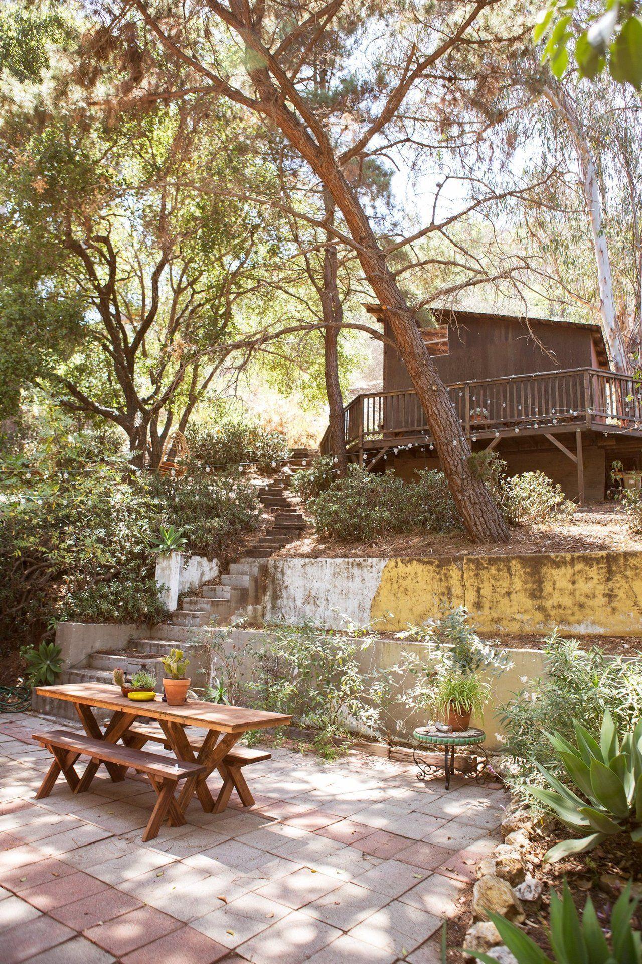 kristin u0026 derek u0027s musical laurel canyon lodge u2014 house tour house